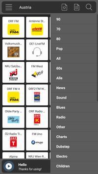 Austria Radio screenshot 5