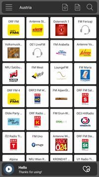 Austria Radio screenshot 1