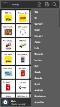 Austria Radio screenshot 3