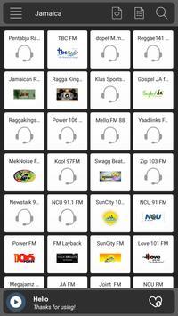 Jamaica Radio - Jamaica FM AM Online poster
