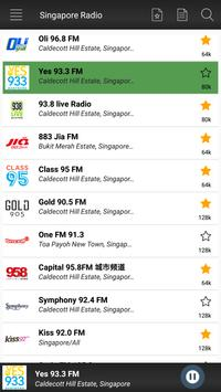 Radio Singapore Fm - Music & News poster