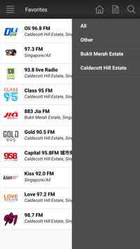 Radio Singapore Fm - Music & News screenshot 5