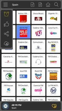 Spain Radio screenshot 6