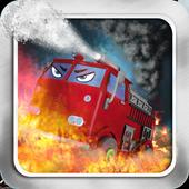 Fight Fire-FireTruck:Rush Hour icon