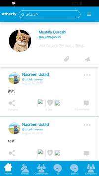OtherlyApp screenshot 1