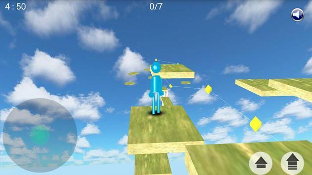 3D Sky Jump apk screenshot