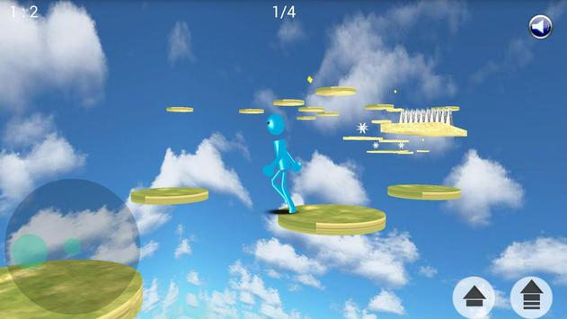 3D Sky Jump poster