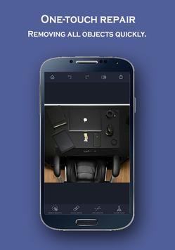 One-Touch Retouch - removing objects from photos screenshot 3