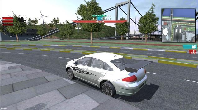Linea Simulation Race - Drift - City apk screenshot