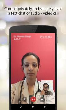 Lybrate - Consult a Doctor apk screenshot