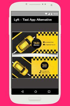 Taxi lyft Alternative Advice apk screenshot