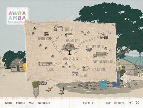 Awra Amba Experience poster