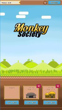 Monkey Society poster