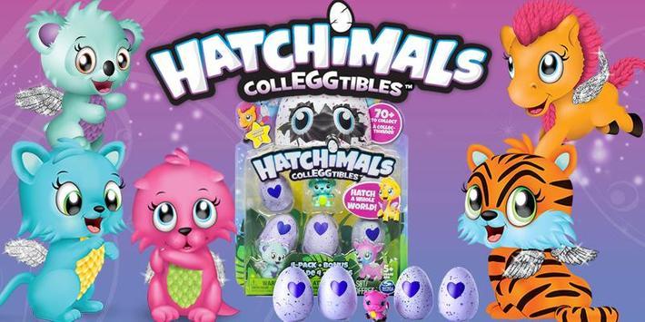 Hatchimal Surprise Eggs 3 apk screenshot