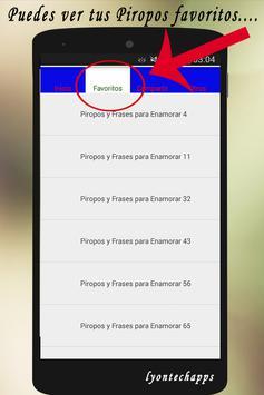 Piropos y Frases para Enamorar screenshot 7