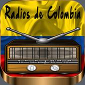 Radios de Colombia icon