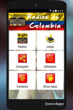 Radios de Colombia screenshot 8