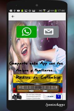 Radios de Colombia screenshot 15