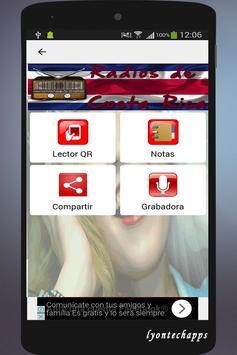Radios de Costa Rica screenshot 14