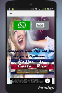 Radios de Costa Rica screenshot 7