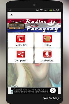Radios de Paraguay screenshot 14