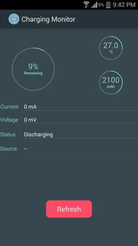 Charging Monitor poster