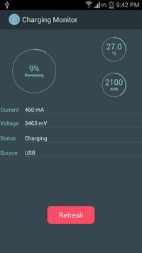 Charging Monitor apk screenshot