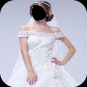 Wedding Dress Photo Maker icon