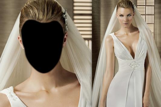 Wedding Dress Photo Maker screenshot 1