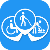 Mapp4all - Wikiaccessibility icon