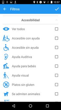 Mapp4all - Wikiaccessibility apk screenshot