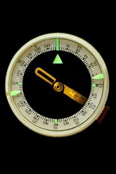 Soviet Compass poster