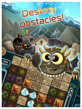 Dragon: Magic Match 3 Puzzles apk screenshot