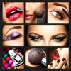 美容化妝自拍相機和自拍照片編輯器 圖標