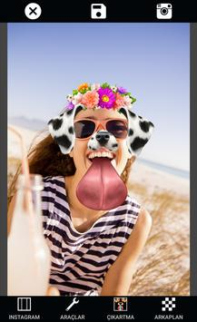 Selfie Camera Editor: Pic Stickers & Photo Filters poster