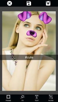 Selfie Camera - Photo Editor & Filter & Sticker apk screenshot