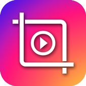 Video Editor Video Cut & No Crop Music Video Maker icon