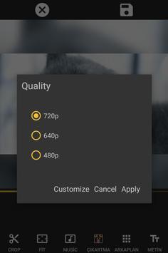 Video Editor Video Cut & No Crop Music Video Maker apk screenshot