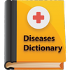 Disorder & Diseases Dictionary - Offline (Free) 图标