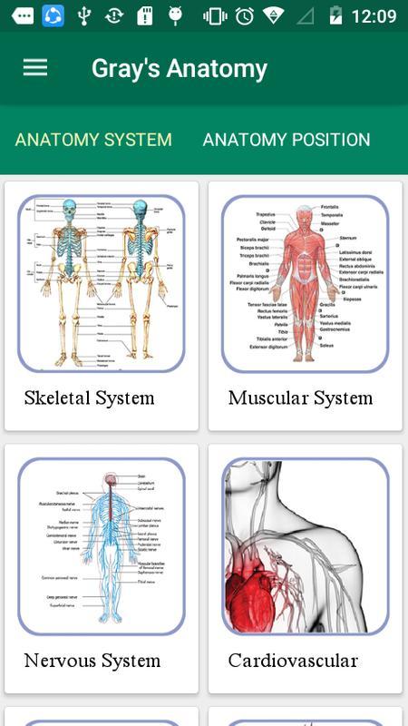 Grays Anatomy Atlas Offline Freeapk