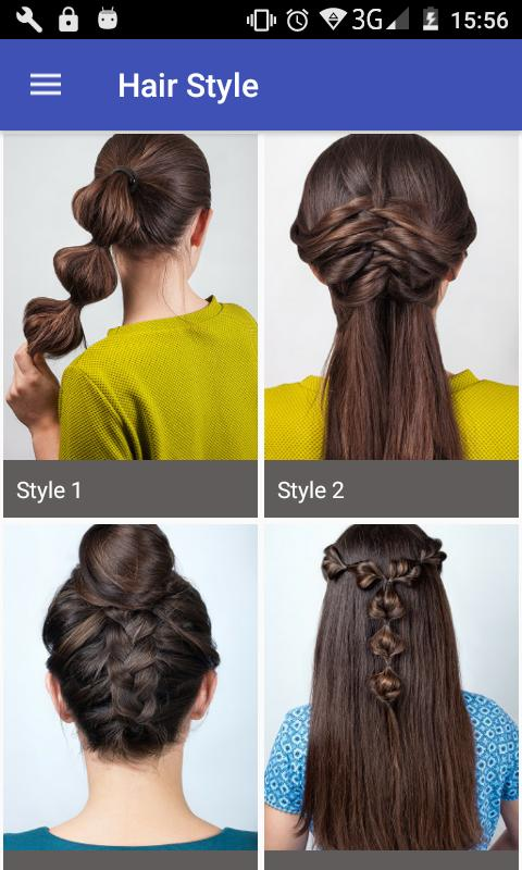 Easy Hairstyles Step By Step 2018 Offline For Android Apk Download