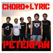 Lyric dan Chord Gitar Peterpan icon