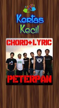Lyric dan Chord Gitar Peterpan poster