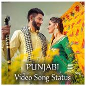 Punjabi Video Song Status icon