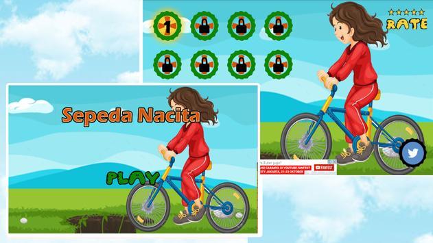 Sepeda Nacita poster