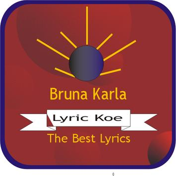 Bruna Karla - Letras poster