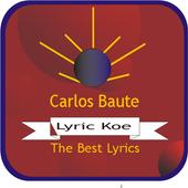 Carlos Baute Letras icon