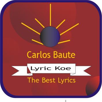 Carlos Baute Letras poster