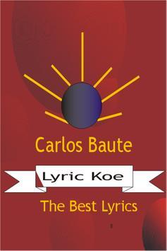 Carlos Baute Letras apk screenshot