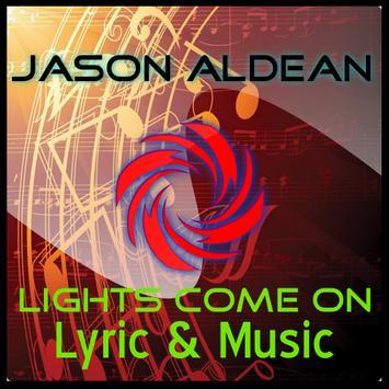 Jason Aldean-Light Come On poster